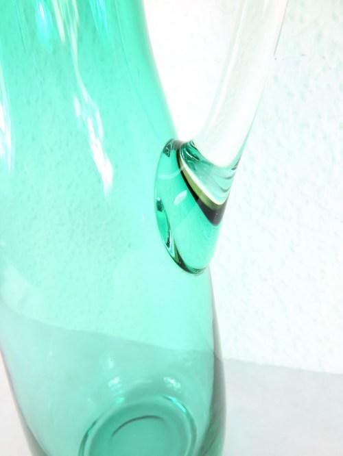 Bild 4 von 60er Glas Karaffe