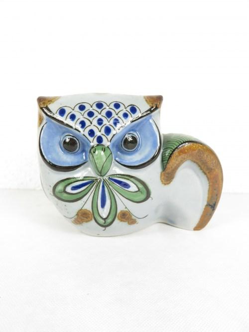 Bild 1 von 70er Keramik Eule
