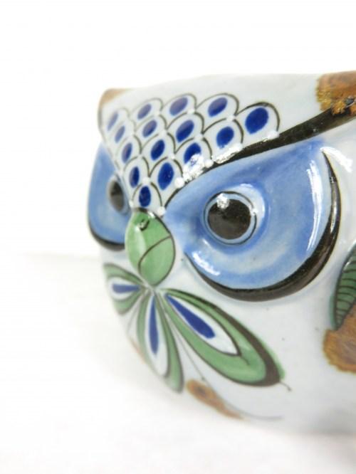 Bild 6 von 70er Keramik Eule