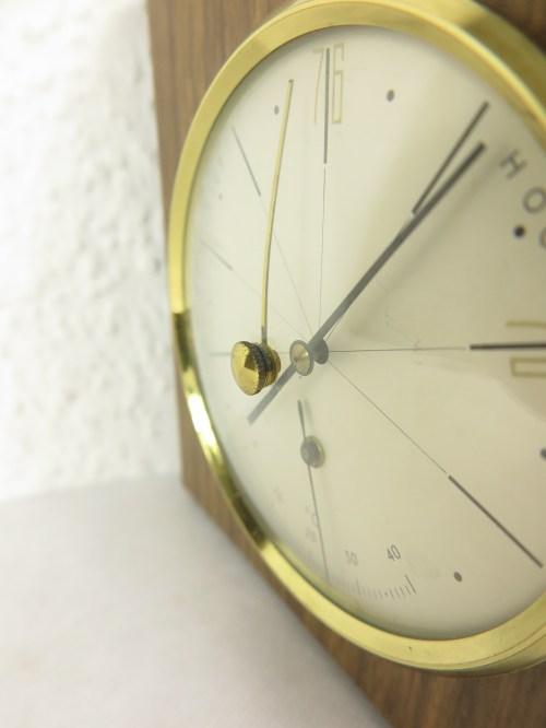 Bild 4 von 70er Barometer mit Thermometer