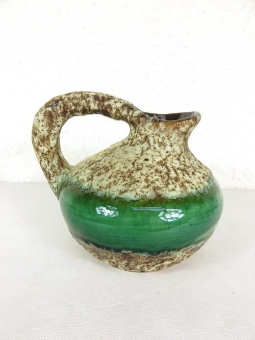 Bild 2 von 70er Vase mit Henkel Jopeko