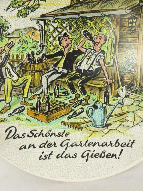 Bild 3 von 60er Wandteller