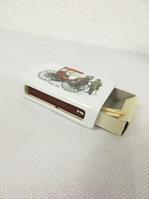 Bild 3 von 70er Zigarettenset Oldtimer Porzelan