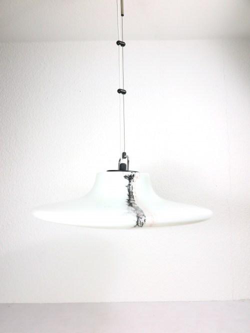 Bild 1 von 70er Murano Glas Lampe