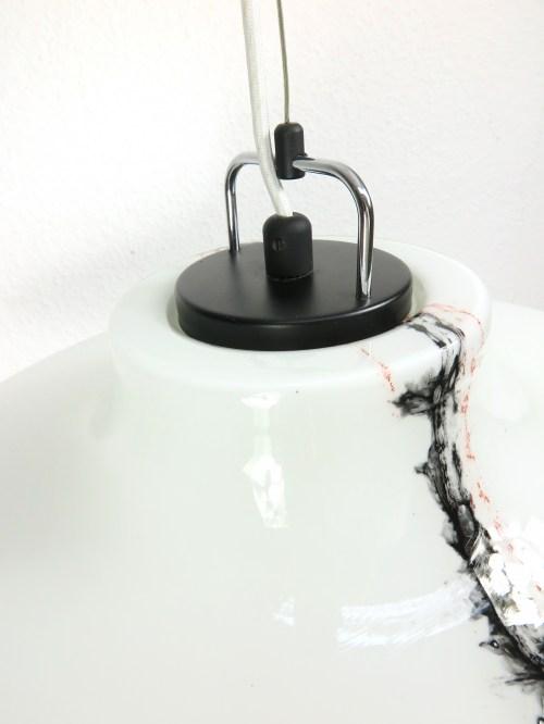 Bild 4 von 70er Murano Glas Lampe