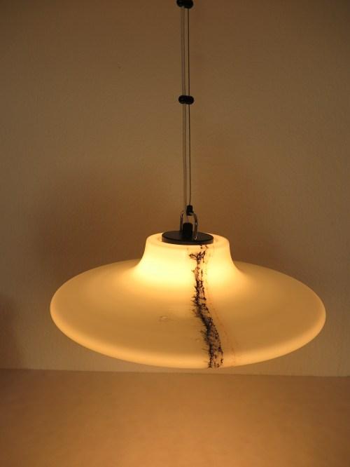 Bild 7 von 70er Murano Glas Lampe