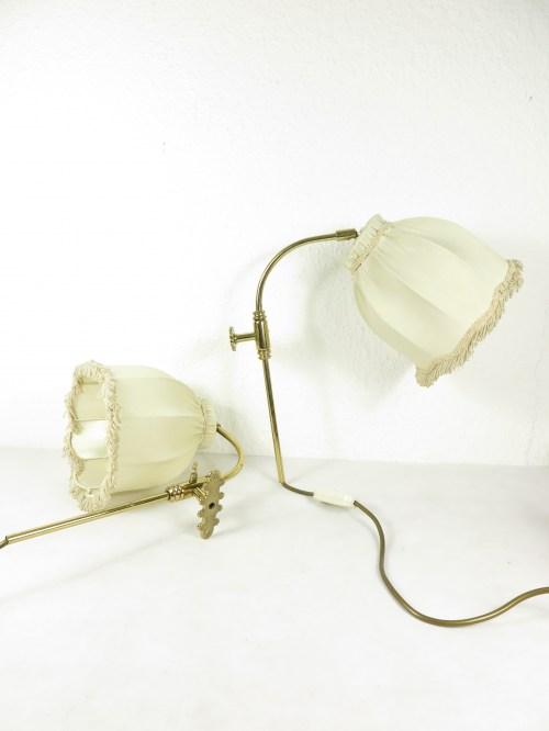 Bild 2 von 70 wandlampe mit Seidenschirm