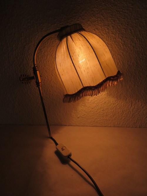 Bild 7 von 70 wandlampe mit Seidenschirm