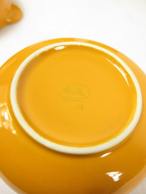 Bild 5 von 70er Suppentassen Orange