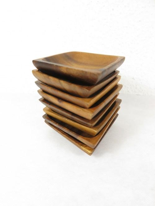Bild 2 von 70er Salattellerchen Holz